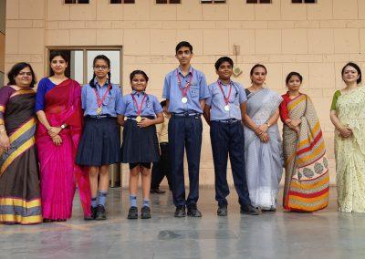 Social Studies Olympiad Winners