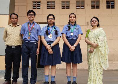 Talent Hunt Olympiad Winners
